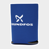 Picture of Blue Collapsible Koozie