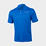Picture of Men's Blue Sapphire Nike Golf Shirt