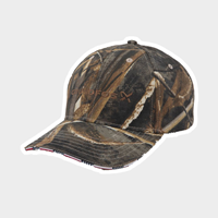 Picture of USA Flag Camo Hats