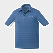 Picture of Slate Blue Elevate Dri Fit Shirt