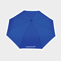 """Picture of Recycled 42"""" PET Auto Open/Close Folding Umbrella"""