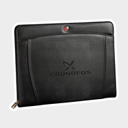 Picture of Swiss Wenger Zippered Padfolio