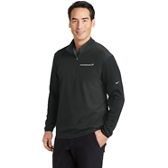 Picture of Nike Dri-Fit Fabric Mix 1/2 Zip Cover-Up